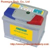 12v 66ah MF VRLA Car Battery (56618-MF)
