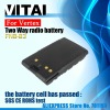 1300mAh Ni-MH Yaesu FNB-83 2 Way Radio Battery