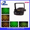 130mw red and green mini twinkling laser stage light