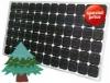 130w monocrystalline solar module