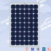 135W High effciency mono-cystalline Solar Panel with UL, TUV