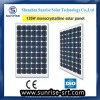 135W mono solar panel