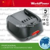 14.4V 3000mAh bosch rechargeable battery for power tools