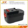 14.4V 3000mAh power tool battery for Firestorm FS140BX