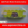 14.4v 3500mah 12s irobot roomba 500 ni-mh rechargeable batteries