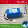 14.8V 2600mAh li-ion medical instrument battery pack