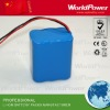 14.8V 2600mAh medical equipment battery pack