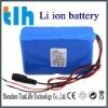 14.8V 4400mAh rechargeable battery pack for LED light