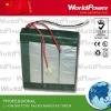 14.8V LED Solar yard light li-ion battery pack 12Ah
