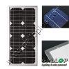 15-20W monocrystalline solar panel