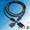 15 pin gold connectors vga cable male to male