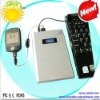 15000mAh Portable Solar Charger for Notebook/laptop/mobile phone/Camera