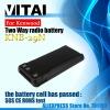 1500mAh KNB-29N NI-MH Walkie Talkie Battery