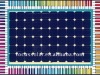 155w mono crystal silicon solar panel with UL,TUV,CEC