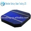 156mm mono silicon solar cells