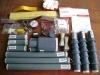 15KV Cold Shrinkable 3-Core Outdoor Termination Kits