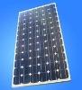 160W crystalline silicon solar panel