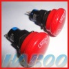 16mm mushroom electronical Emergency stop push button switch