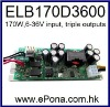 170W Car Power Converter