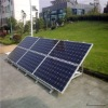 170W mono solar panel for CARPORT