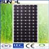 170w solar energy,pv module, Solar panel