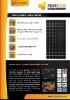 175~200W PV Module/Solar Panel ZX5M72 175-200W