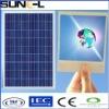 180W Poly Solar panel