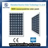 185W Mono Solar Panel for home use
