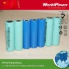 18650 3.7V Li-ion rechargeable battery pack 2400mah