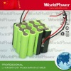 18650 li-ion rechargeable battery 11.1V 8800mAh