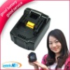 18V 3000mAh Cordless Drill Battery MAKITA 194205-3, LXT400, BL 1830, BL1815, BHP451