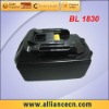 18V 3000mAh Power Tool Battery for BL1830, 194205-3
