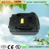 18V 3Ah power tool battery replacement for Makita BL1830