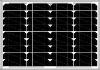 18V Mono Solar panel 35W
