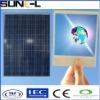 190W Poly Solar panel