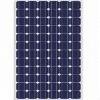 190W monocrystalline solar panel