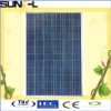 190W solar power plant,poly solar panel,pv module