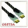 19pin male to male 1.4V HDMI CABLE with ethernet,3D