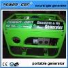 1kw Portable Gasoline/Natural Gas Generator