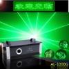 1w factory price AL-1000G single green disco equipment