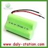 2.4V 1500mAh Ni-MH AA Battery Pack