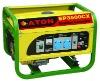 2.5~2.7kva air-cooled ATON gasoline engine generator