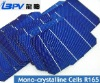 2.7w Monocrystal Solar Cell