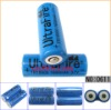 2 pcs of Rechargeable TR18500 1600mAh 3.7V Rechargeable Batteries
