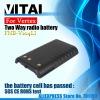 2000mAh Yaesu FNB-V104Li Walkie Talkie Li-lon Battery