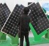200W portable solar panels
