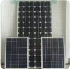 200W solar panel with high efficiency and mono silicon