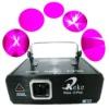 200mw pink cartoon laser show light
