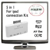 2011 For Ipad HDMI Connection Kit 5 in 1(THT-004 )