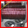 2011 High conductivity electro magnet wire
